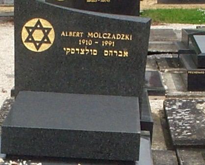 Aux fondateurs de la de la communauté israélite