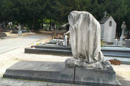 L'empreinte du sculpteur René de Saint-Marceaux