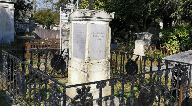 1/2 César dE Vachon de Belmont-Briançon tué à la bataille de Reims (1814)