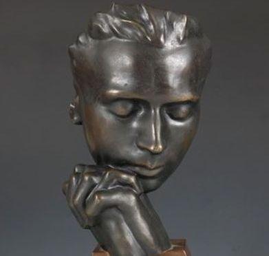 Eugène bourgouin (1880-1924): sculpteur, créateur et généreux  humaniste
