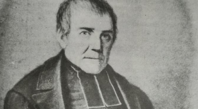l'abbé Pierre Charlier fondateur de l'orphelinat de Béthléem