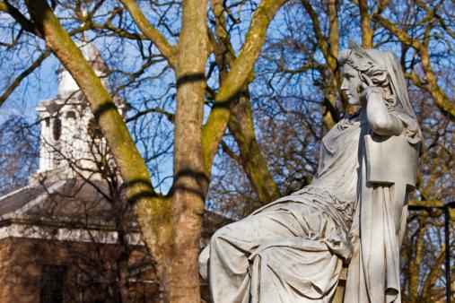 Léon Chavalliaud: un sculpteur plus connu Outre Manche qu'à Reims