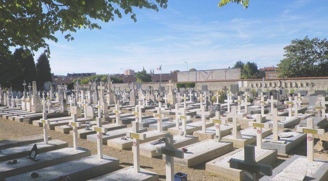 Marc Christophe: plus de 20 ans à entretenir les sépultures des militaires