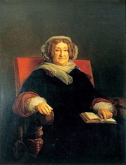 Barbe Nicole Ponsardin dite»la veuve Clicquot»(1777-1866)