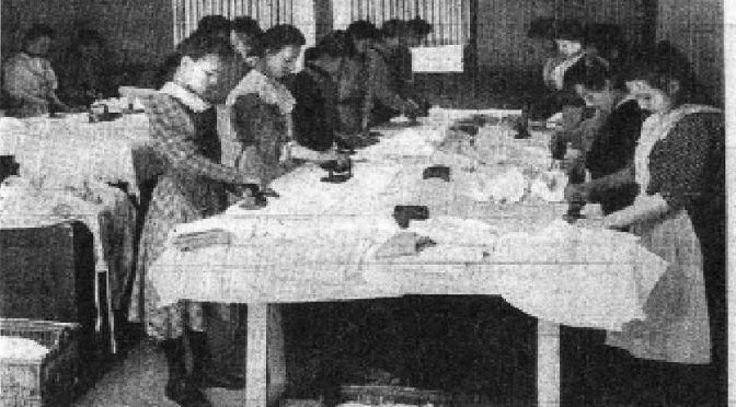 Amélie Doublié: créatrice de la première école ménagère française