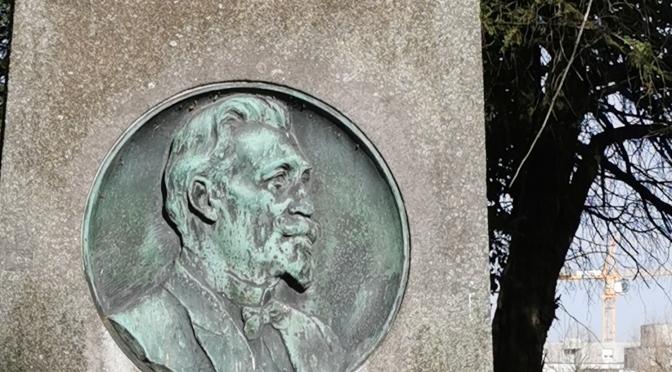 Henri Philippe Censier honorait ceux qui avaient résisté aux Prussiens en 1870