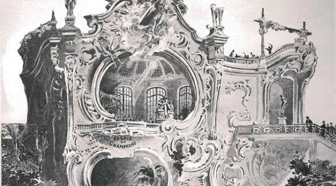 Ernest Kalas architecte décorateur primé à l'expo universellle de 1900